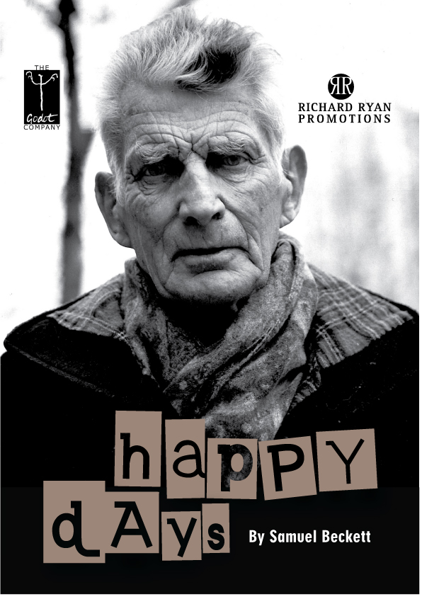 happy days by samuel beckett essay Samuel barclay beckett 03 mar 2017—personal essays samuel barclay beckett (12 april 1906 to 22 december 1989) was an irish dramatist, novelist, and poet happy days winnie, the main character, is buried up to her waist in a tall mound of sand.